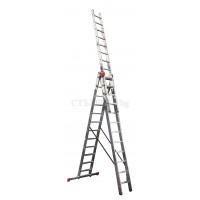 Трираменна стълба TRIBILO 3x14 Krause