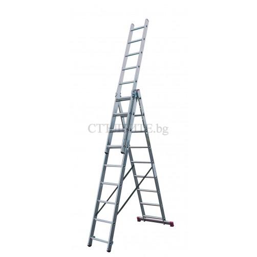 Трираменна  стълба CORDA  3x9 Krause