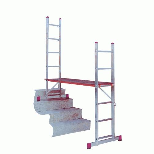 Комбинирано скеле 2х6 KRAUSE 3 м. работна височина