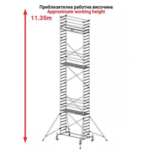 Скеле AS3000 11.35 m. АРОН