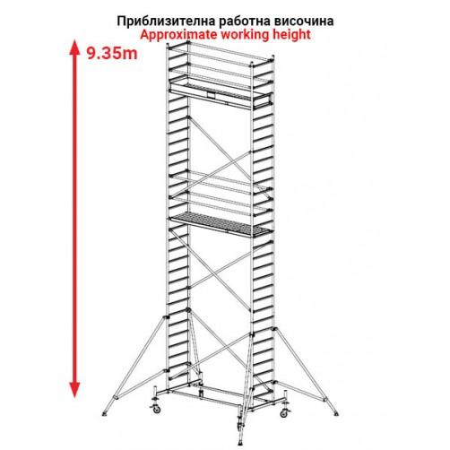 Скеле AS3000 9.35 m. АРОН