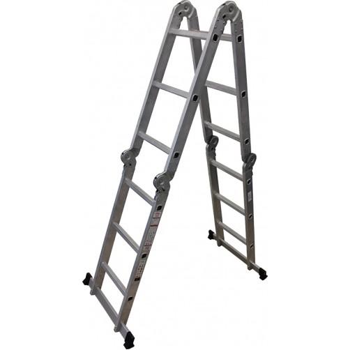 Сгъваема стълба 4х3 Арон
