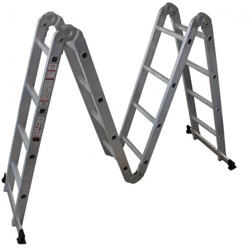 Сгъваема стълба 4х4 Арон