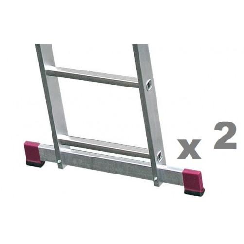 Трираменна професионална стълба CORDA  3x11 Krause