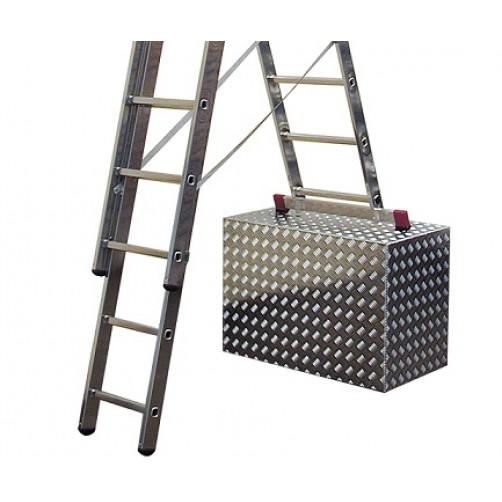 Трираменна професионална стълба CORDA 3x8 Krause