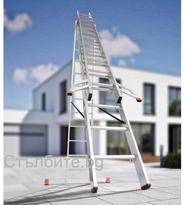 Алуминиеви стълби CORDA, KRAUSE, TRIBILO