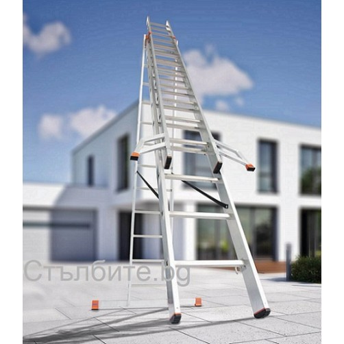 Основа Trigon за професионални стълби TRIBILO