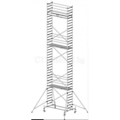 Скеле Stabilo 11.40m KRAUSE