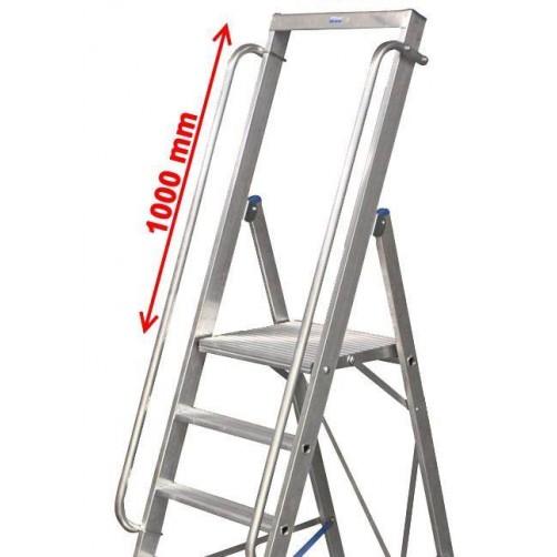 Стълба с платформа Stabilo 6 стъпала