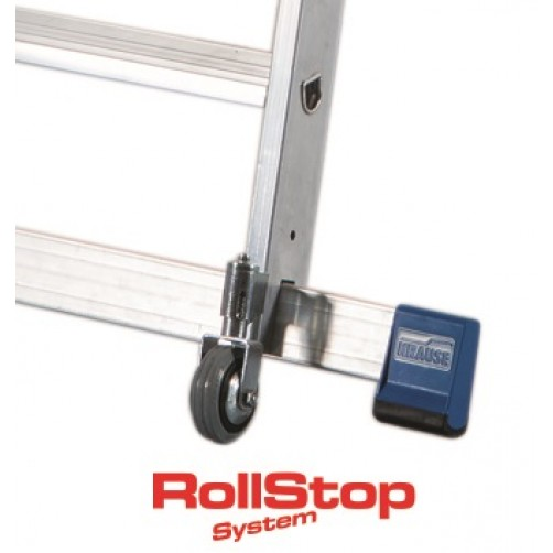 Стълба с платформа Stabilo 9 стъпала