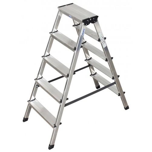 Домакинска стълба DOPPLO 2x5