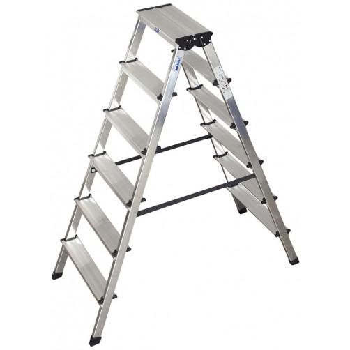 Домакинска стълба DOPPLO 2x6