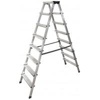 Домакинска стълба DOPPLO 2x8