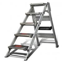 Домакинска стълба Safety Step 5 стъпала