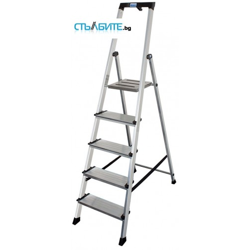 Домакинска стълба Sepuro 4+1