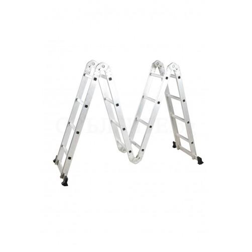 Сгъваема стълба 4х4