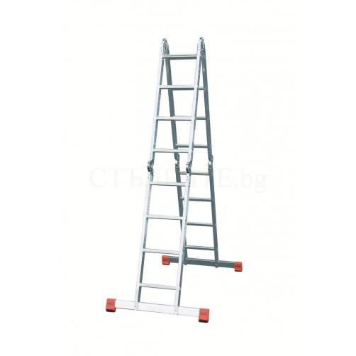 Сгъваема стълба Multimatic 4x4 Krause