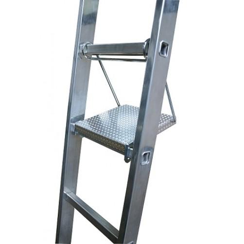 Стъпало платформа за сгъваема стълба