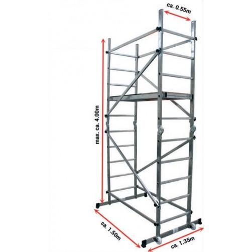Скеле Aron 4м работна височина