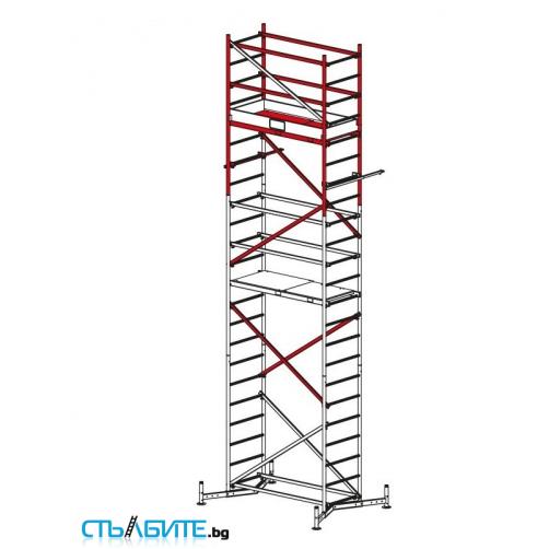Скеле KRAUSE Clim Tec 7м  работна височина