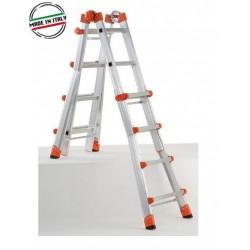 Tелескопична стълба 3+3 Gierre