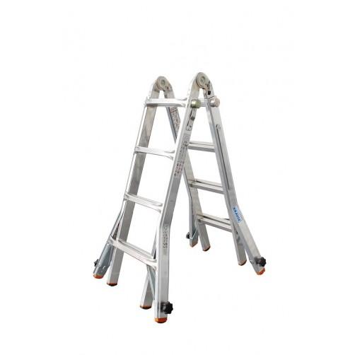 Телескопична стълба Tele Vario 4x4 Krause