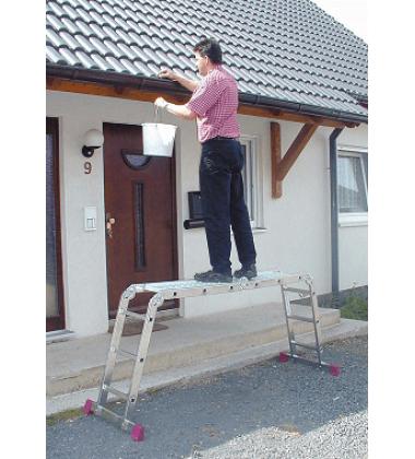 Сгъваеми стълби CORDA 4x3