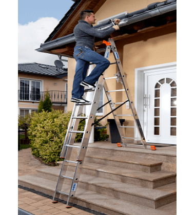 Професионални алуминиеви стълби CORDA, KRAUSE, TRIBILO