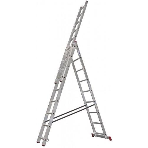 Трираменна  стълба CORDA  3x11 Krause
