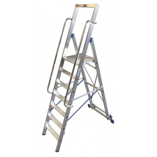 Складова стълба Stabilo 6