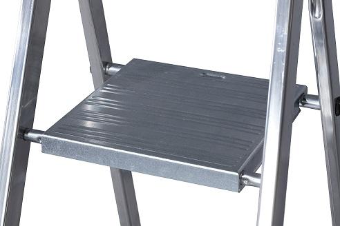 Платформа на домакинска алуминиева стълба