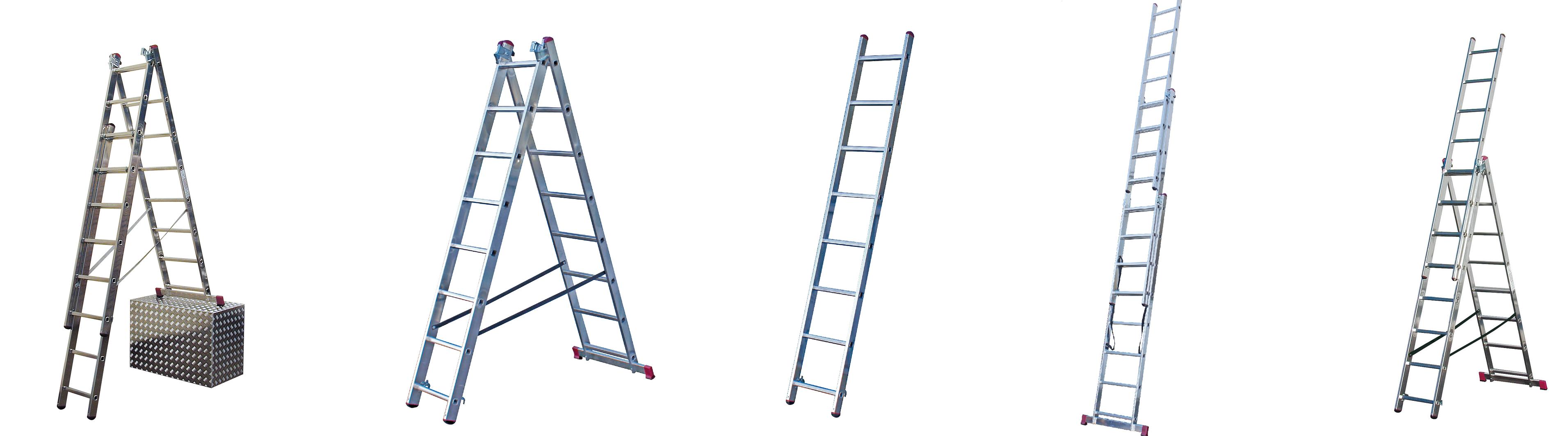 Професионална стълба различни варианти на използване