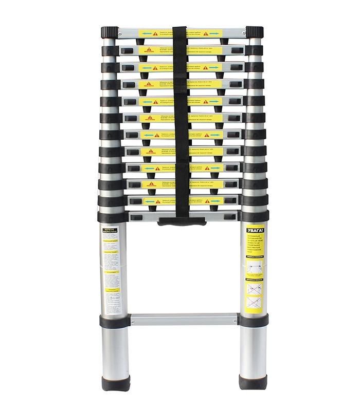 Телескопична стълба от алуминий